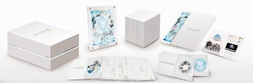 El Pack Conmemorativo 25 Aniversario de Final Fantasy en todo su esplendor