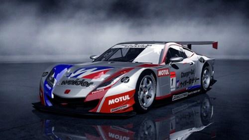 Honda Weider HSV-010 Super GT-2011