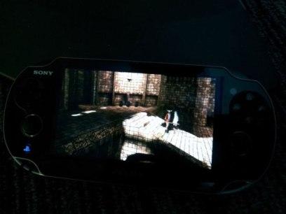 ICO Remote Play en PlayStation Vita