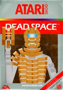 Dead Space para Atari 2600, sólo en la mente de Roswell