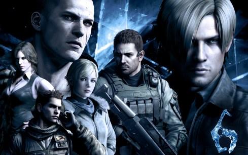 Personajes de Resident Evil 6