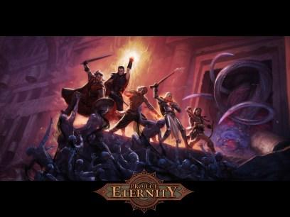 Wallpaper de Project Eternity, el Rey de Kickstarter