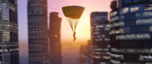 Paracaidismo en Los Santos, el deporte de moda
