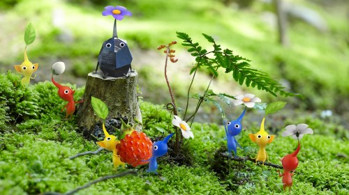 Party Pikmin