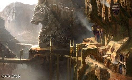 Busca el Millón de Diferencias entre el arte de un juego indie y GOW Ascension