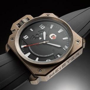 El reloj del superviviente espacial.