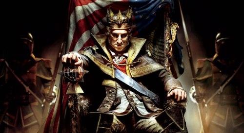 Assassin's Creed 3 La Tiranía del Rey Washington