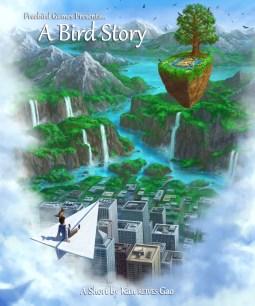 "Póster de ""A Bird Story"", por Joakim Olofsson"