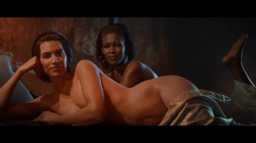 Mujeres sucumbiendo al encanto de la, para mi, sobrevalorada franquicia Assassin's Creed