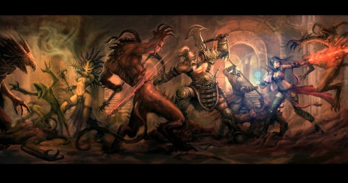 Diablo III, apelando un hype que ya ha caducado