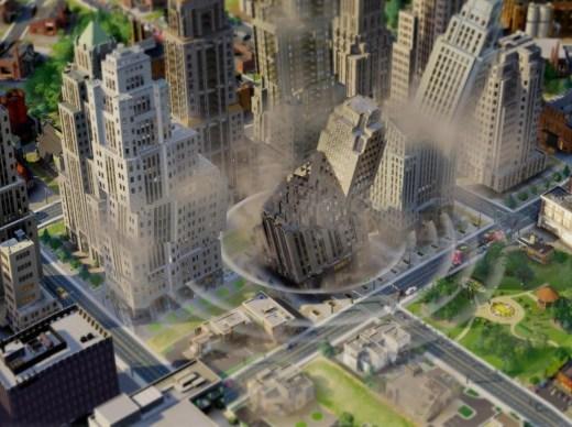 SimCity se derrumba. Aún más.