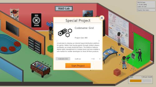 Game Dev Tycoon, el Civilization para los geeks