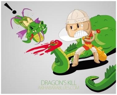 Dragon's Kill, por Roswell