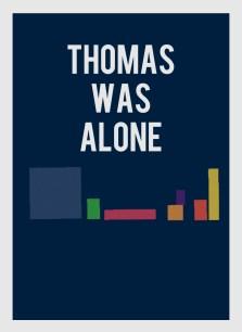 Póster de Thomas Was Alone