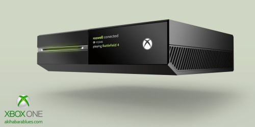 Xbox One Black, by Roswell