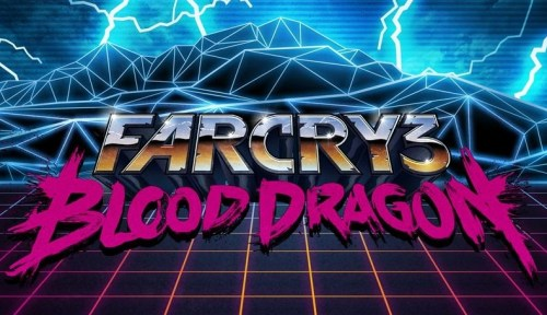 Logo de Far Cry 3 Blood Dragon