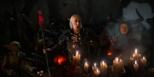 The Dark Sorcerer