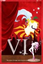 FFVI Minimalist Poster