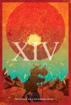 FFXIV Minimalist Poster