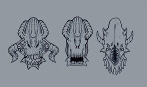 Jefe alien conceptual