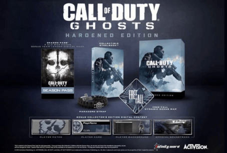 Call of Duty Ghost Hardened