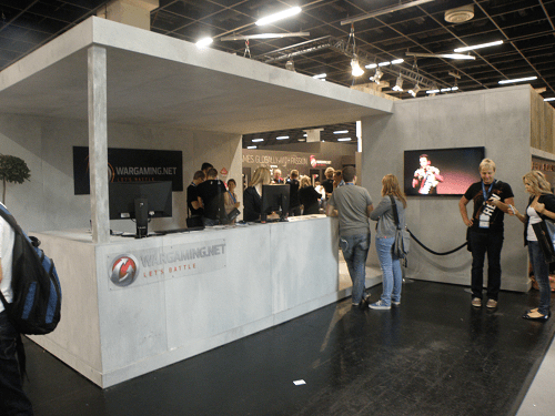 Gamescom Wargaming