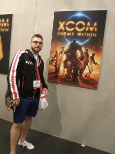 Gamescom Xcom