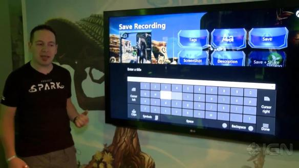 Teclado Xbox One