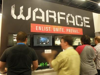 Gamescom Stand Crytek