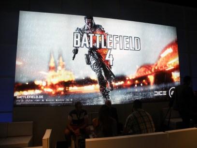 Gamescom EA stand 1