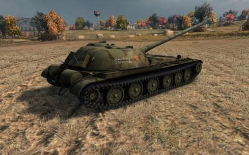 World of tanks URRS 416