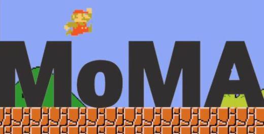 MoMa y los Videojuegos