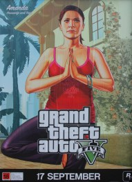 GTA V artwork