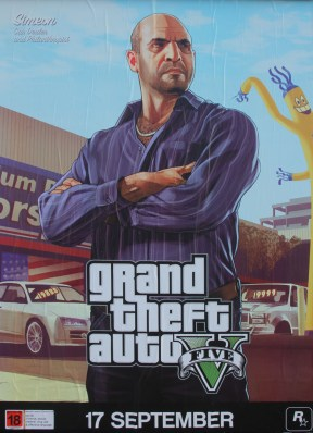 GTA V artwork 4