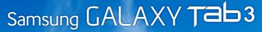 Galaxy Tab 3 Logo