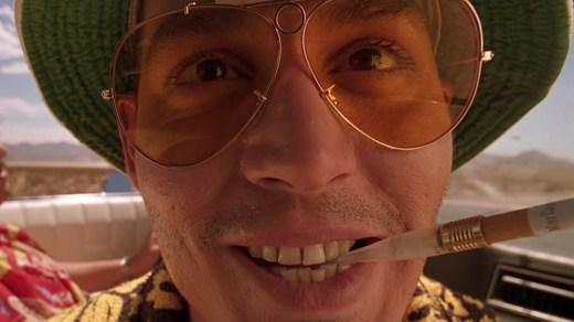 Johny Depp en Miedo y Asco en Las Vegas