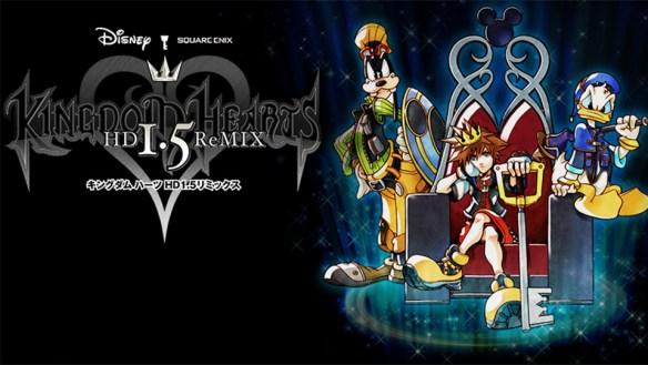 Kingdom Hearts 1.5