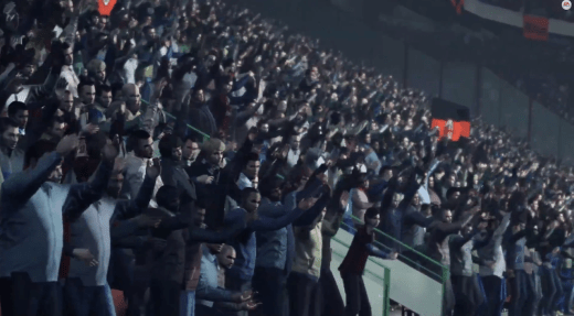 Público de FIFA 14 para PS4 y Xbox One