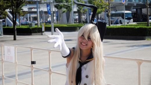 tgs 2013 cosplay bunny