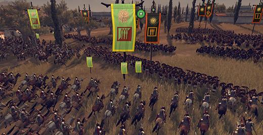 Rome 2 Nomadas DLC