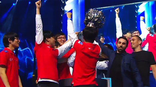 League of Legends World Champions