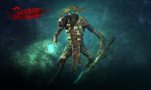 Shadow Warrior - Shaman Art
