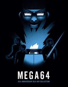 Cartel recopilatorio Mega64