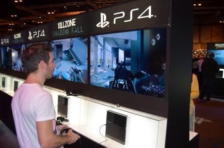 Killzone Shadow Fall en la Madrid Games Week