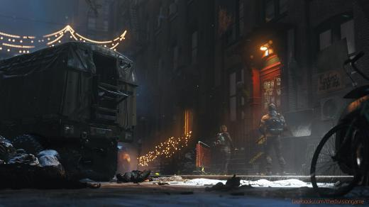The Division (PC, PS4, Xbox One)