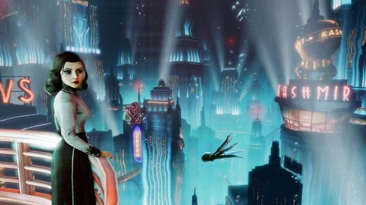 Bioshock Infinite Panteón Marino