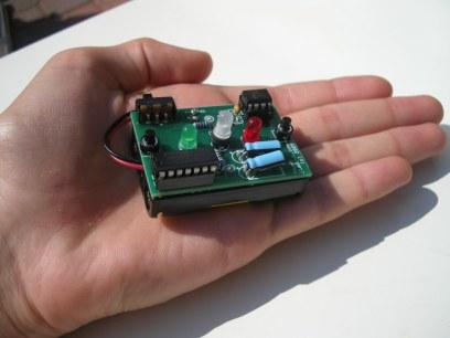 Montando electrónica