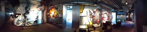 Oficinas de Insomniac en Los Ángeles