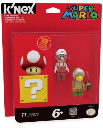 KNEX y sus sets de Super Mario Bros.