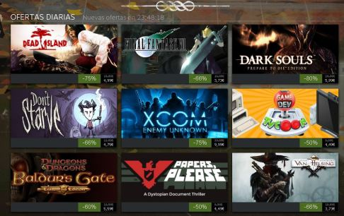 Steam Ofertas dia 2